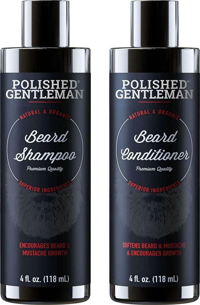 beard growth shampoo conditioner