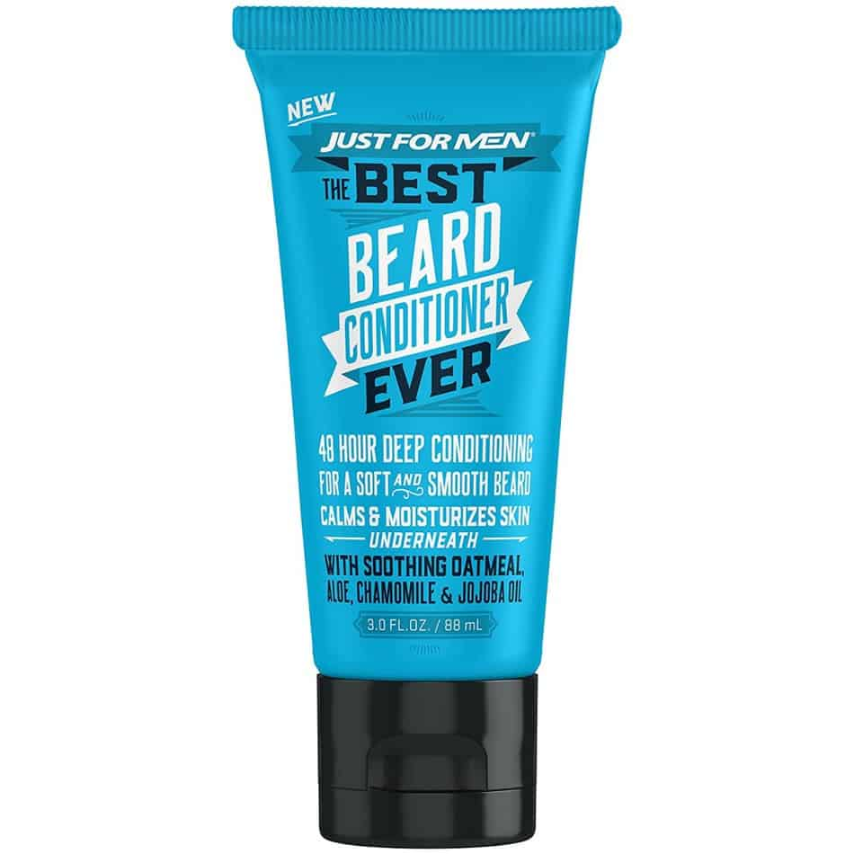 just for men the best beard conditioner ever