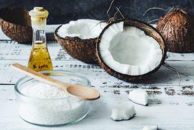 Coconut Oil For Beard