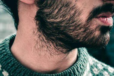Beard Split Ends