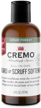 Cremo Cedar Forest Beard & Scruff Softener